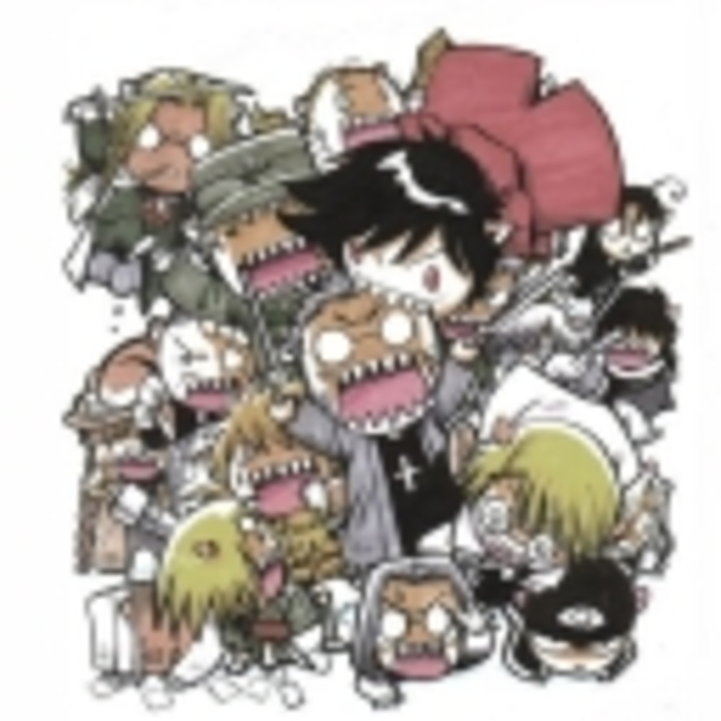 HELLSING † SEARCH AND DESTROY