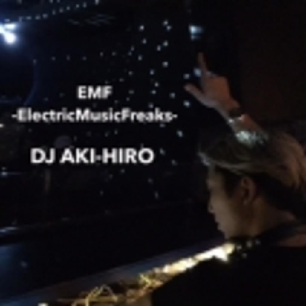 DJ AKI-HIRO a.k.a. Star Sounds Mix On Air!!