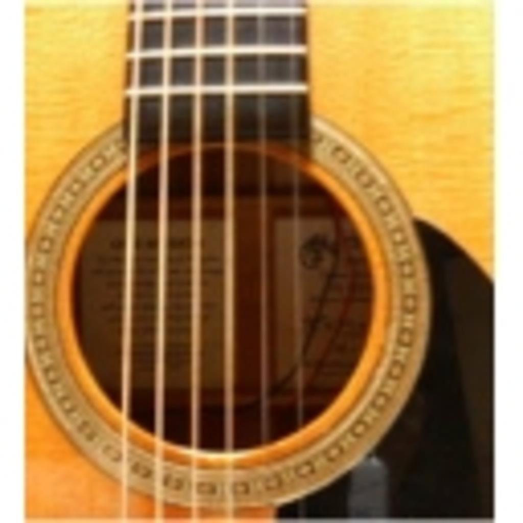 アコースティックギター好き
