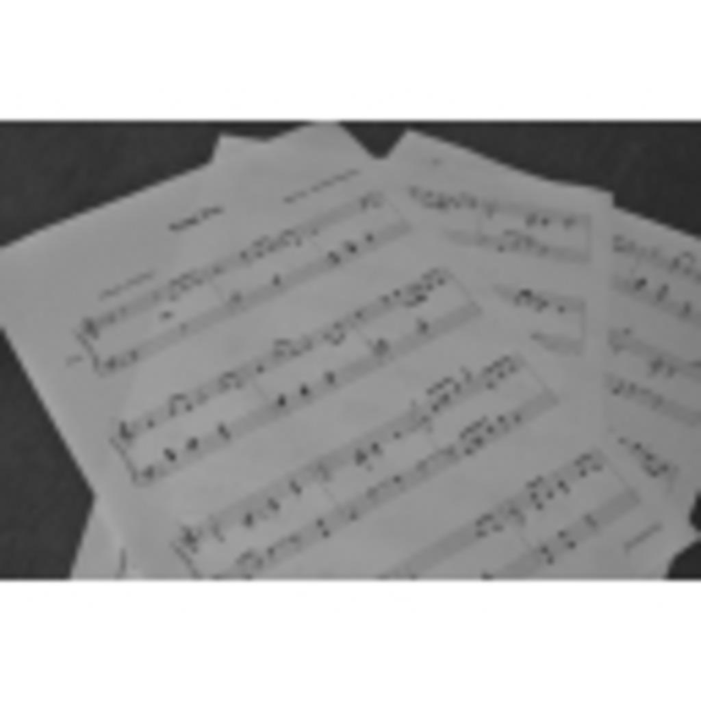 淡々とピアノの練習に励む