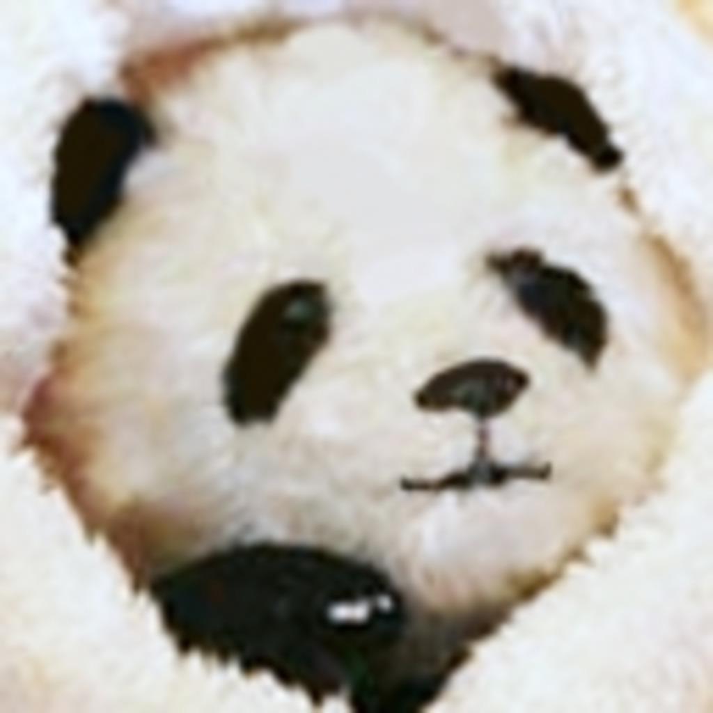 パンダちゃん環境テストMacときどきWin