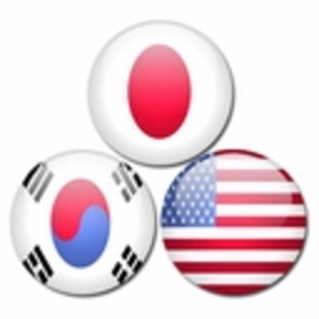 英語と韓国語の勉強