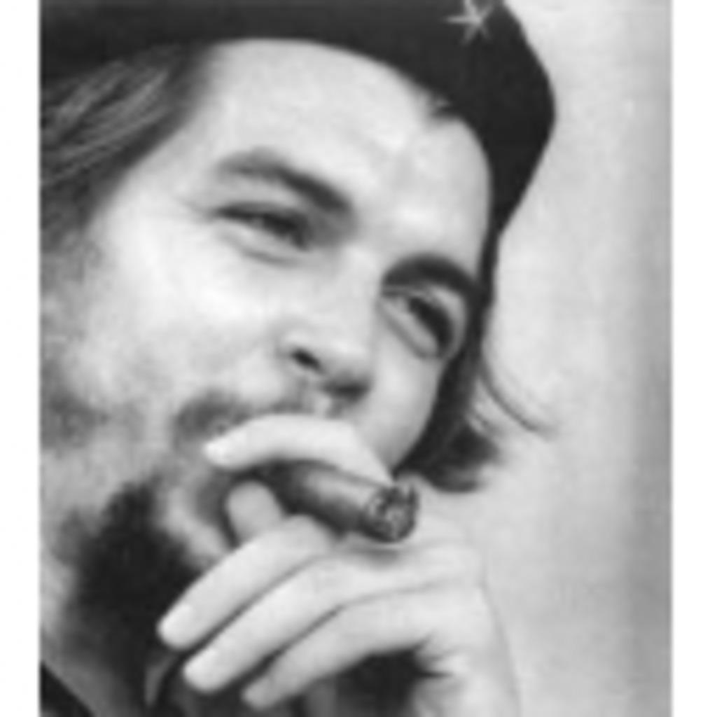 革命家,M・ゲバラ「チュッパチャップスで練習してこい」(1988~)まぁ雑談。