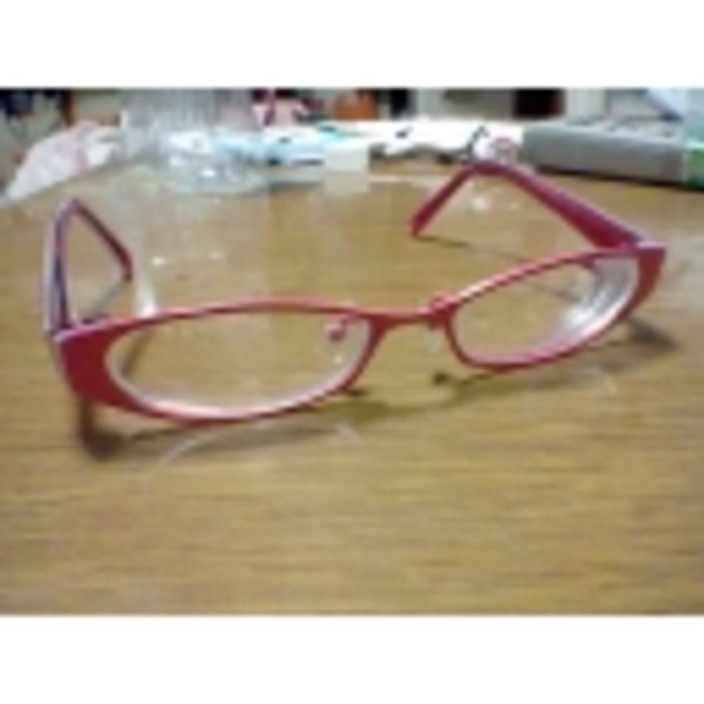 ピンクメガネがおもしろくない雑談するお^ω^