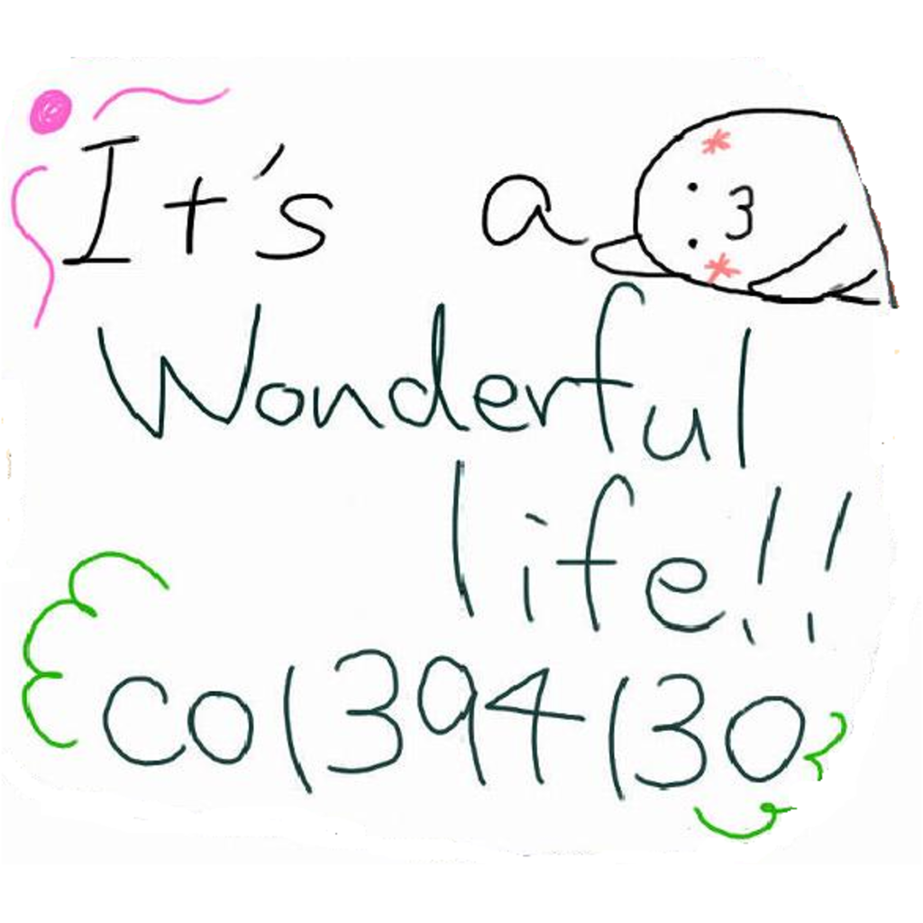 It's a Wonderful Life!!