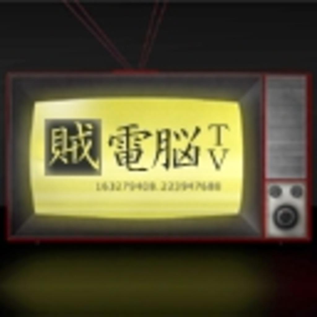 賊さんの電脳TV