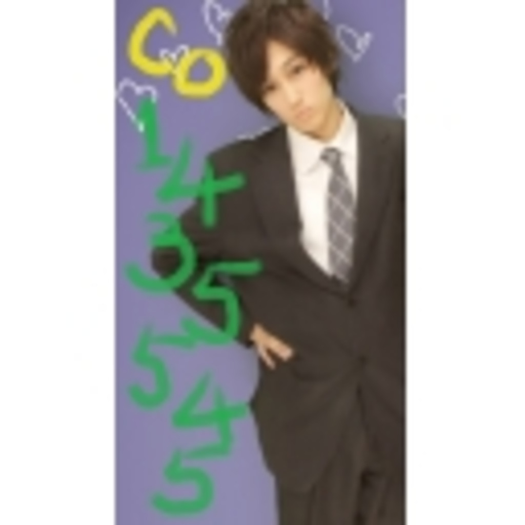 §~ATSUSHI's dressing room~§