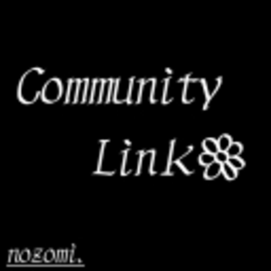 - Community Link -