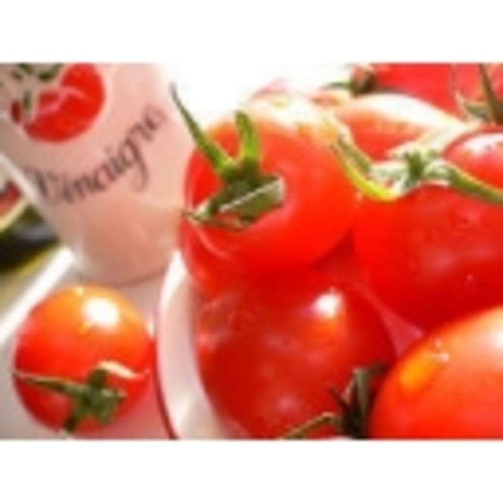 ピーマン好きなトマトのコミュ