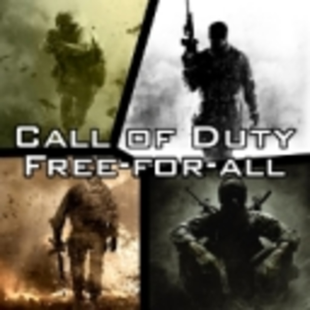 Call of Duty: Free-for-all 同好会のアジト(*´∀`*)