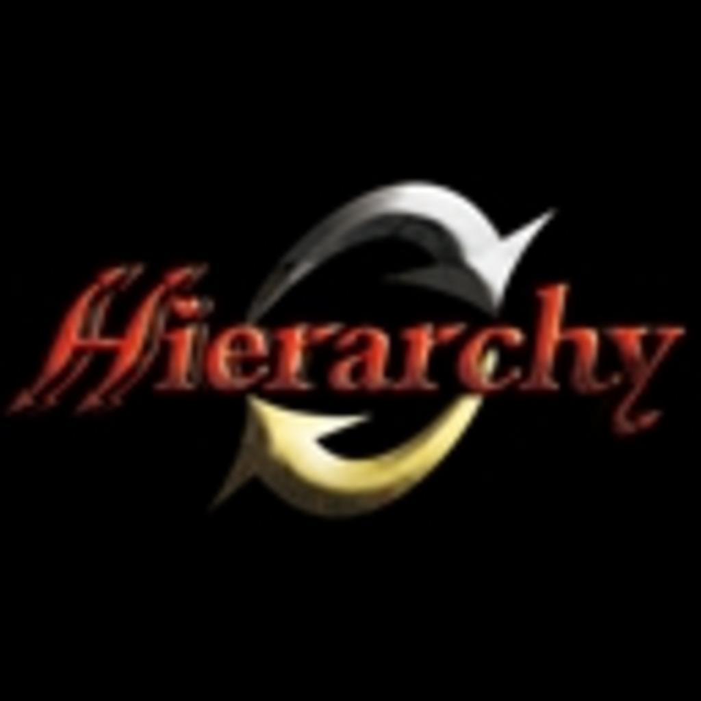 """サバイバル・ライブイベント""""Hierarchy""""(ハイアラーキー)"""