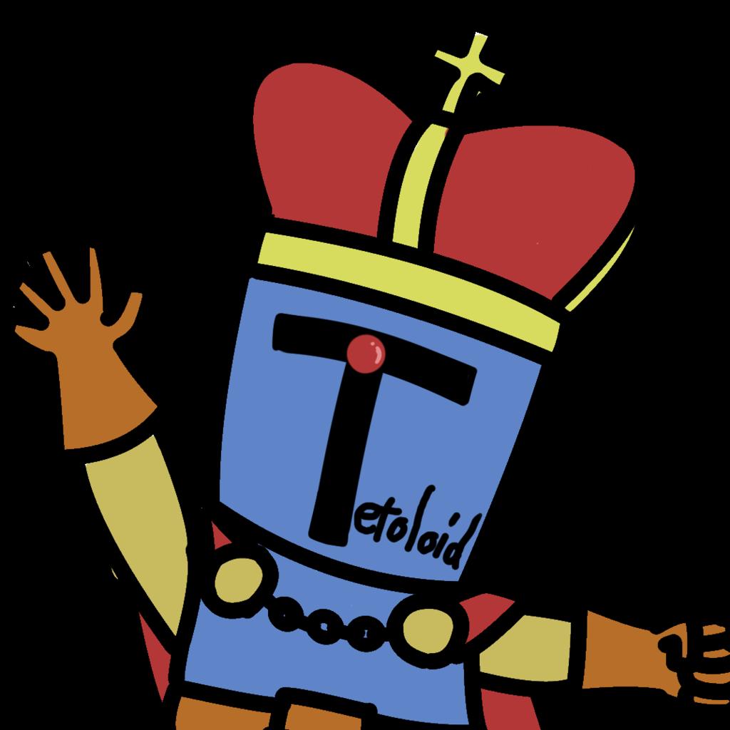 tetoloidのまったりゲーム配信