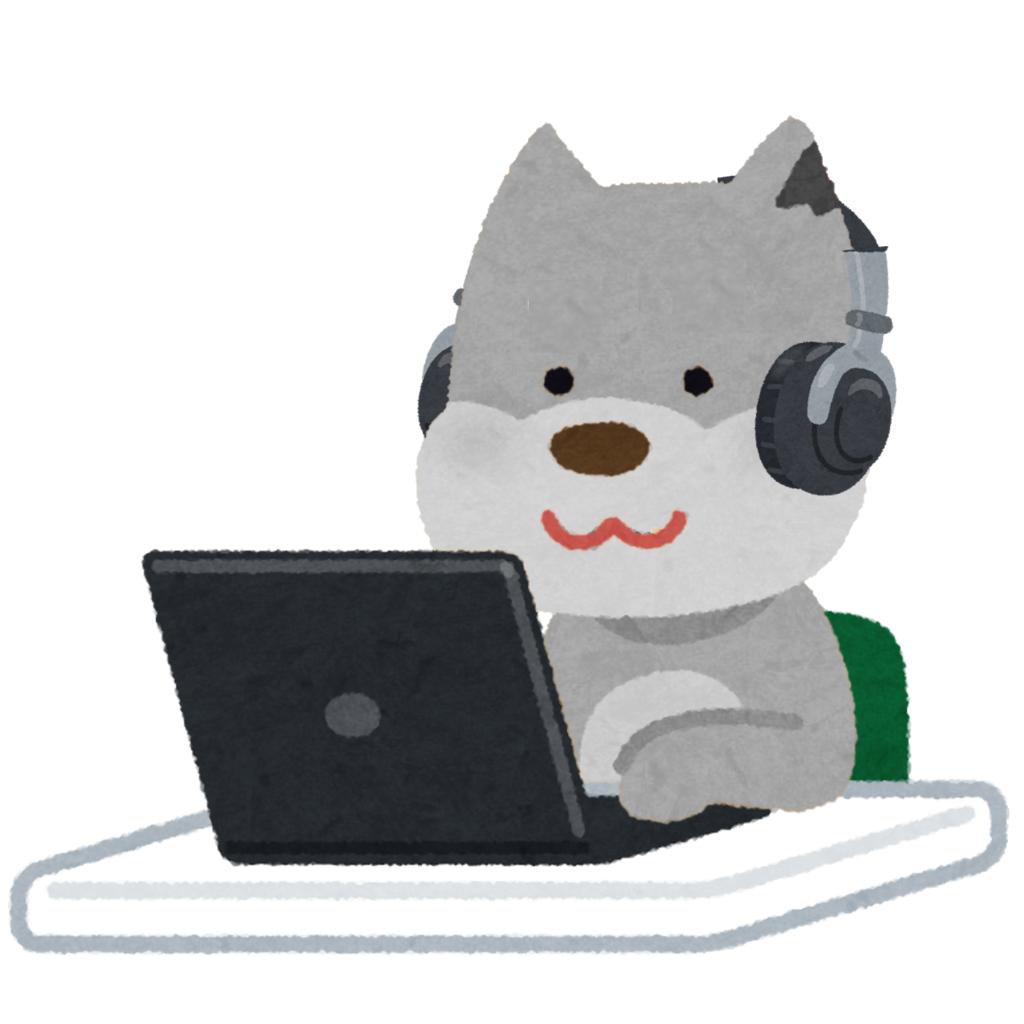 VR犬と頑張るゲーム生放送