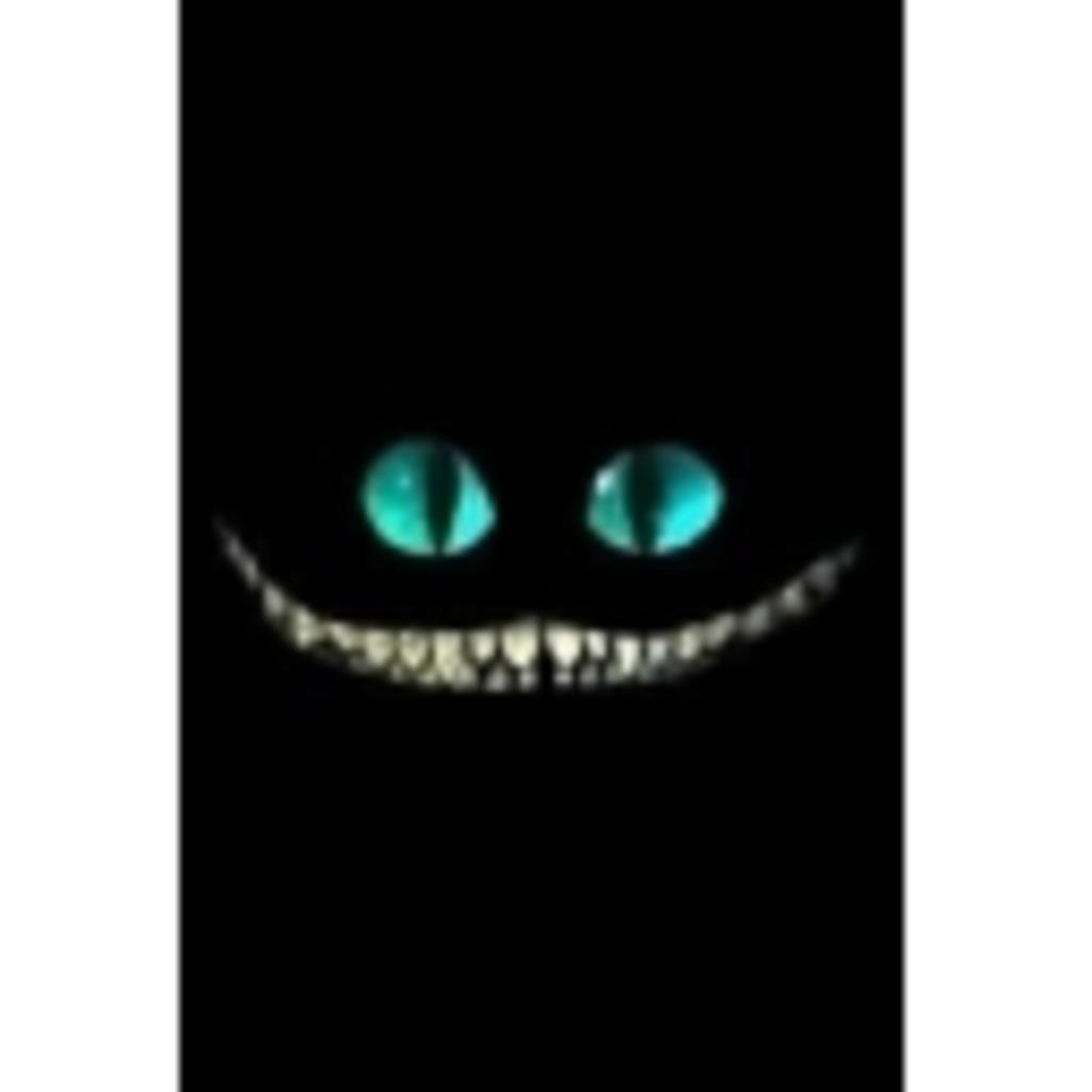 月光の中に佇む黒マントの巨大丸眼鏡同好会