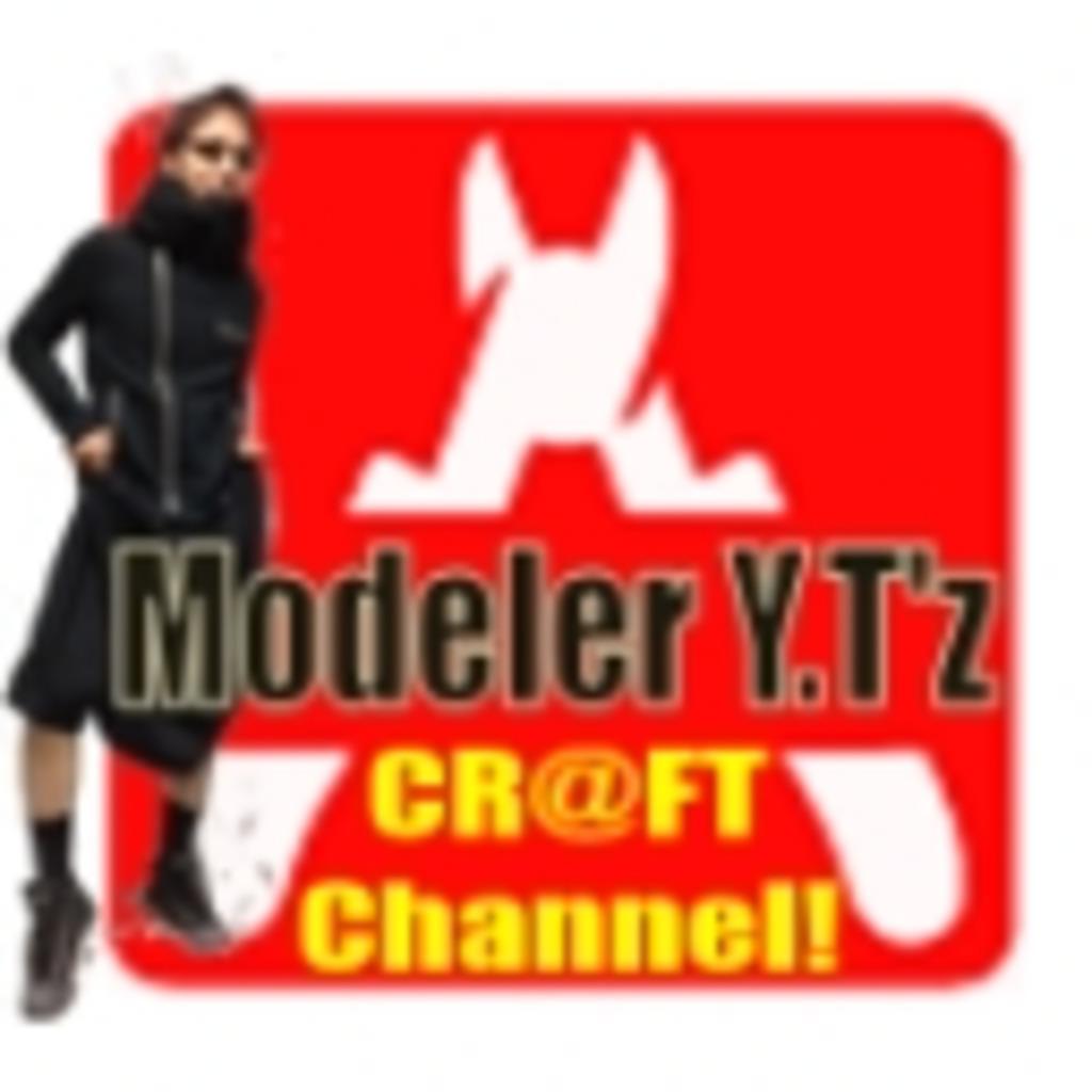 Modeler Y.T'z CR@FT Channel!