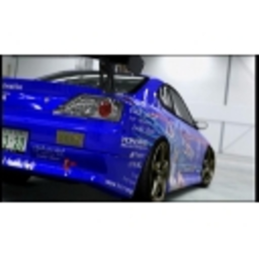 Ouch Car Club TEAM Lucky☆Racer