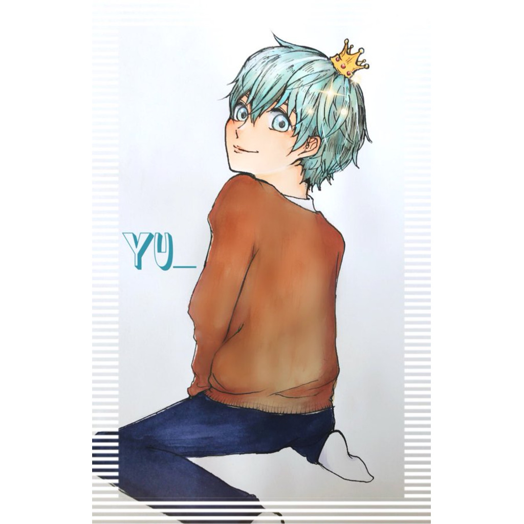 Yu_(雄)☆じじなまε-(/・ω・)y「確」