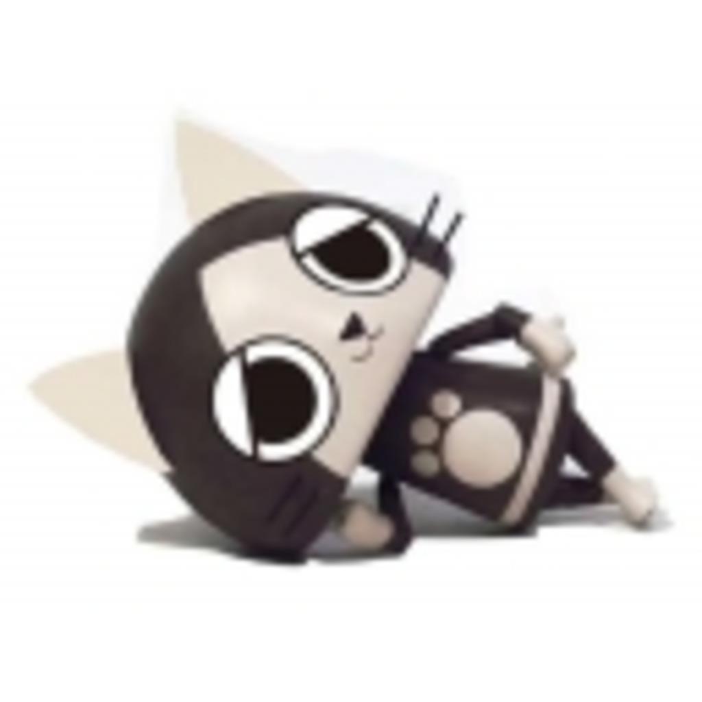 黒猫の狩場(´・ω・`)