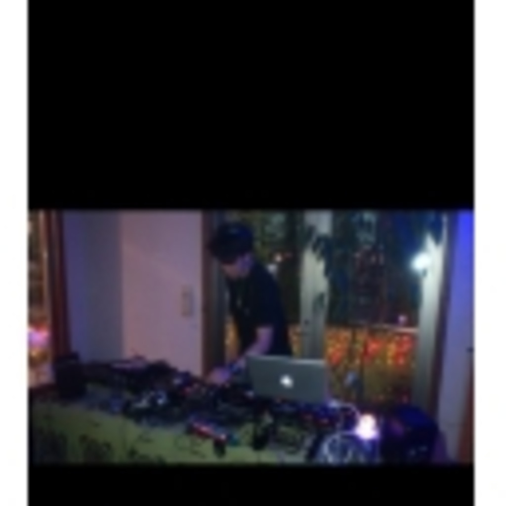 DJ Nishiken 部屋