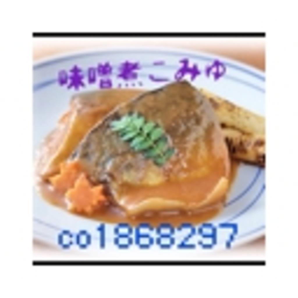 味噌煮こみゅッ