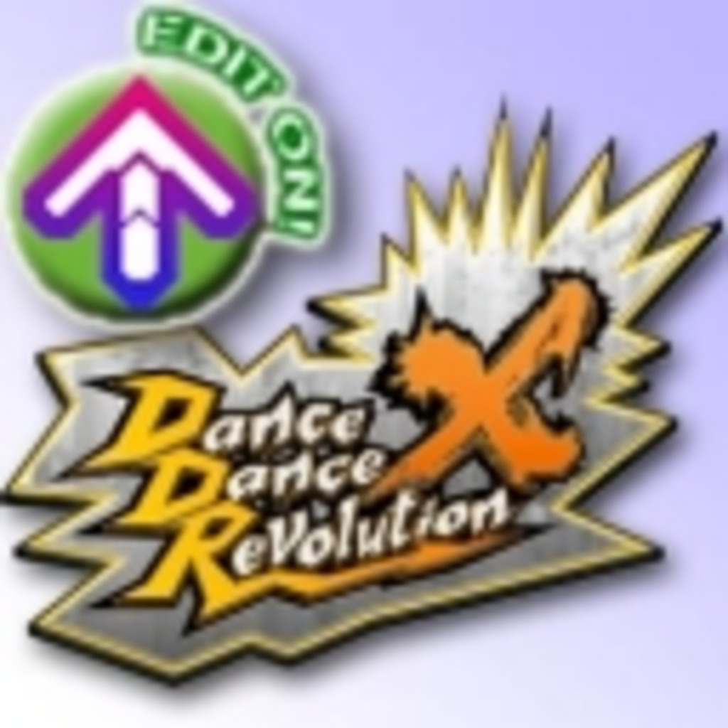 DDR(Dance Dance Revolution) EDIT MODE