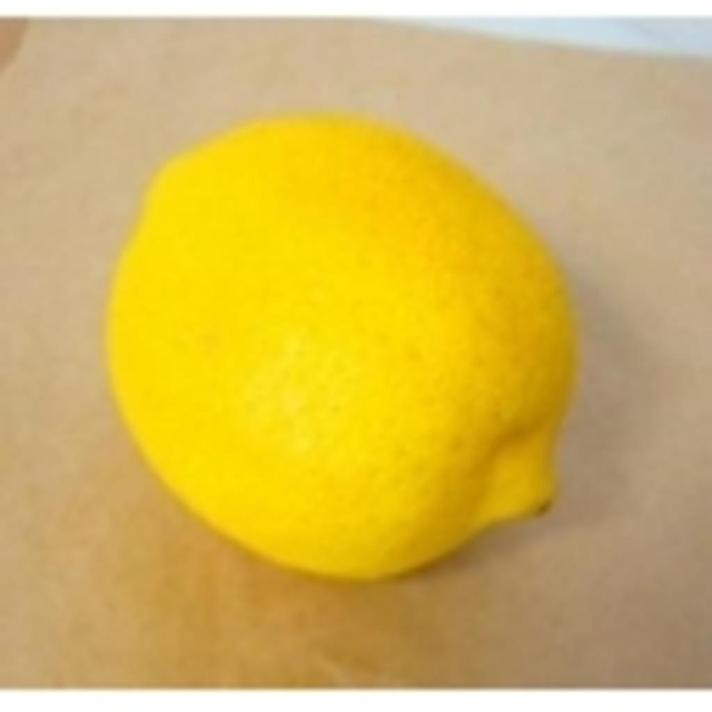 レモン食いたい?