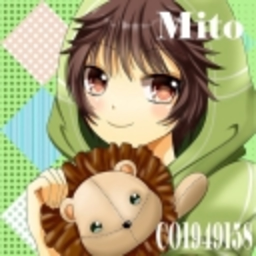 .。+*【 Music + Lion × You = Mito 】*+。.