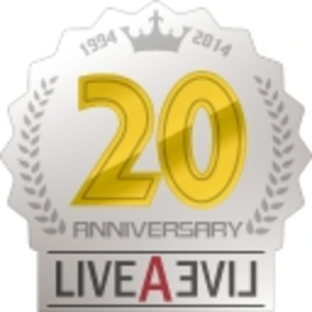 LIVE A LIVE 20th anniversary