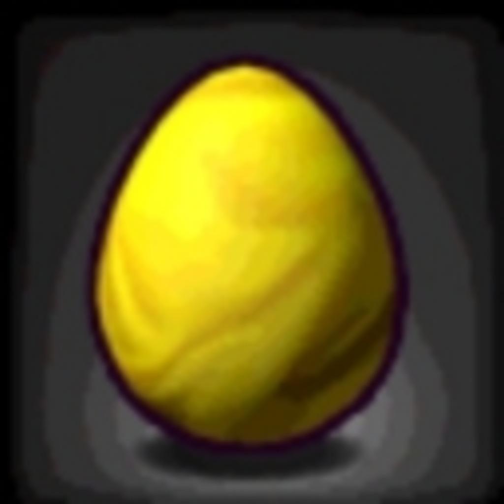 金の卵、それは未来に輝く光。