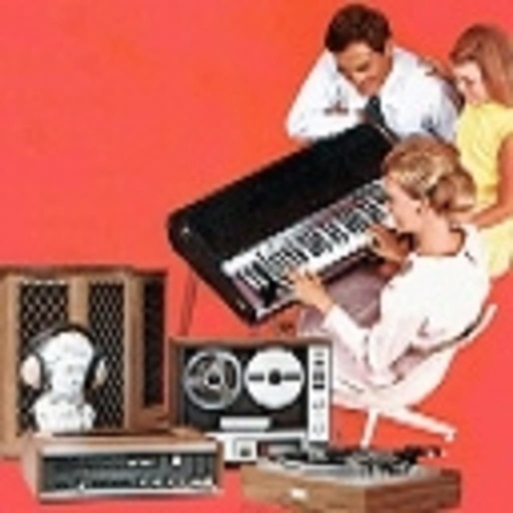 箱庭電子音楽