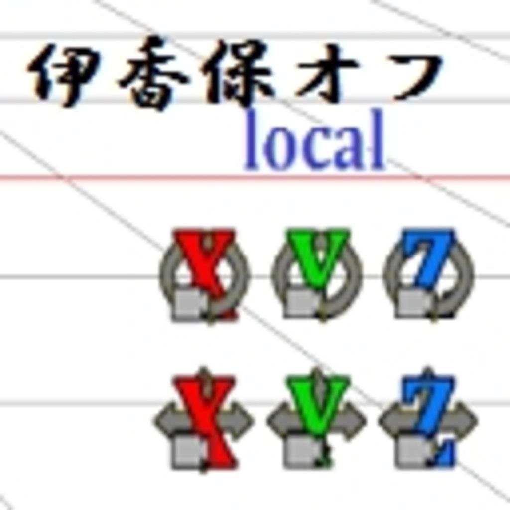 MMD(MMM)伊香保温泉オフ【観る・乗る・行く】コミュ
