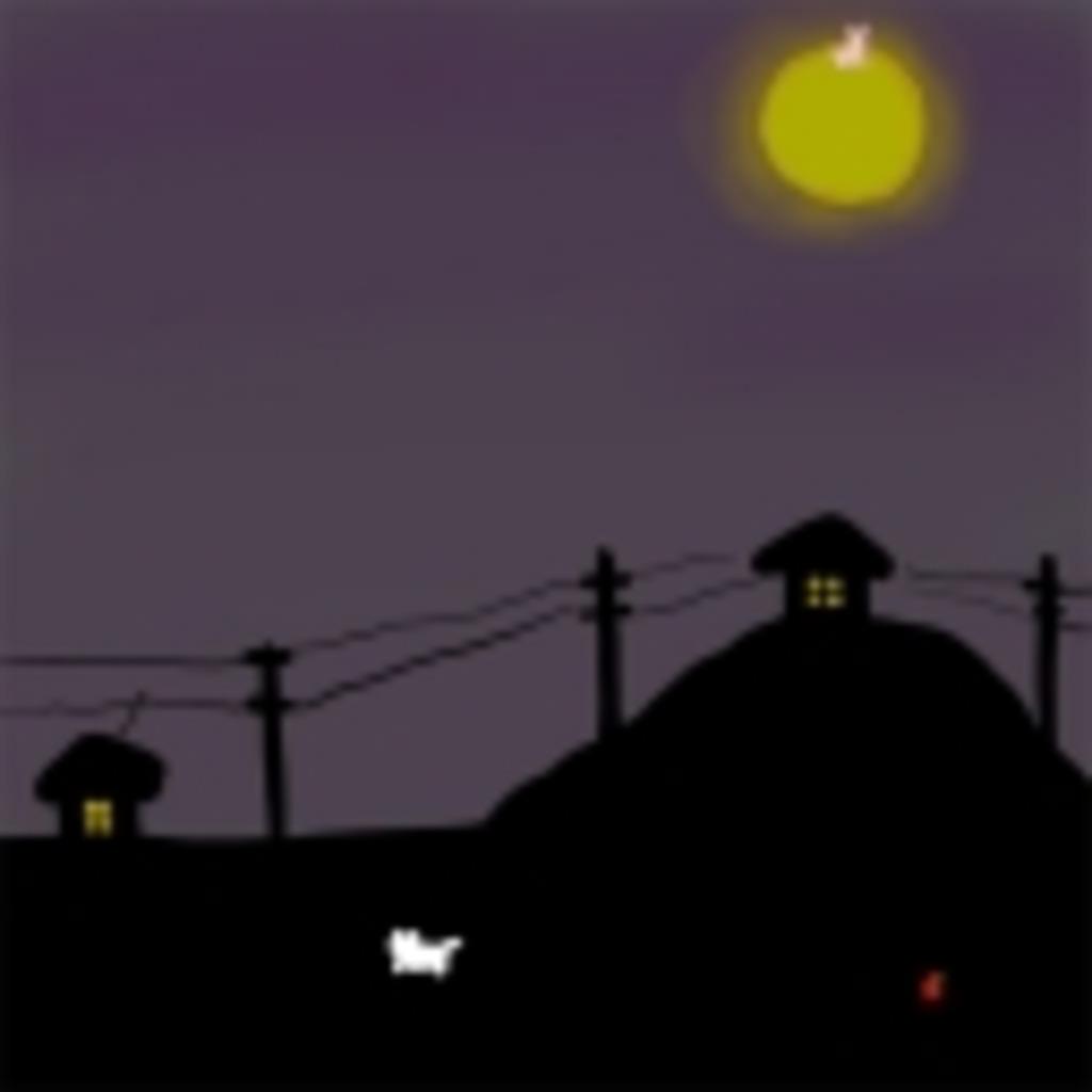 月夜の静寂 hotコミュ