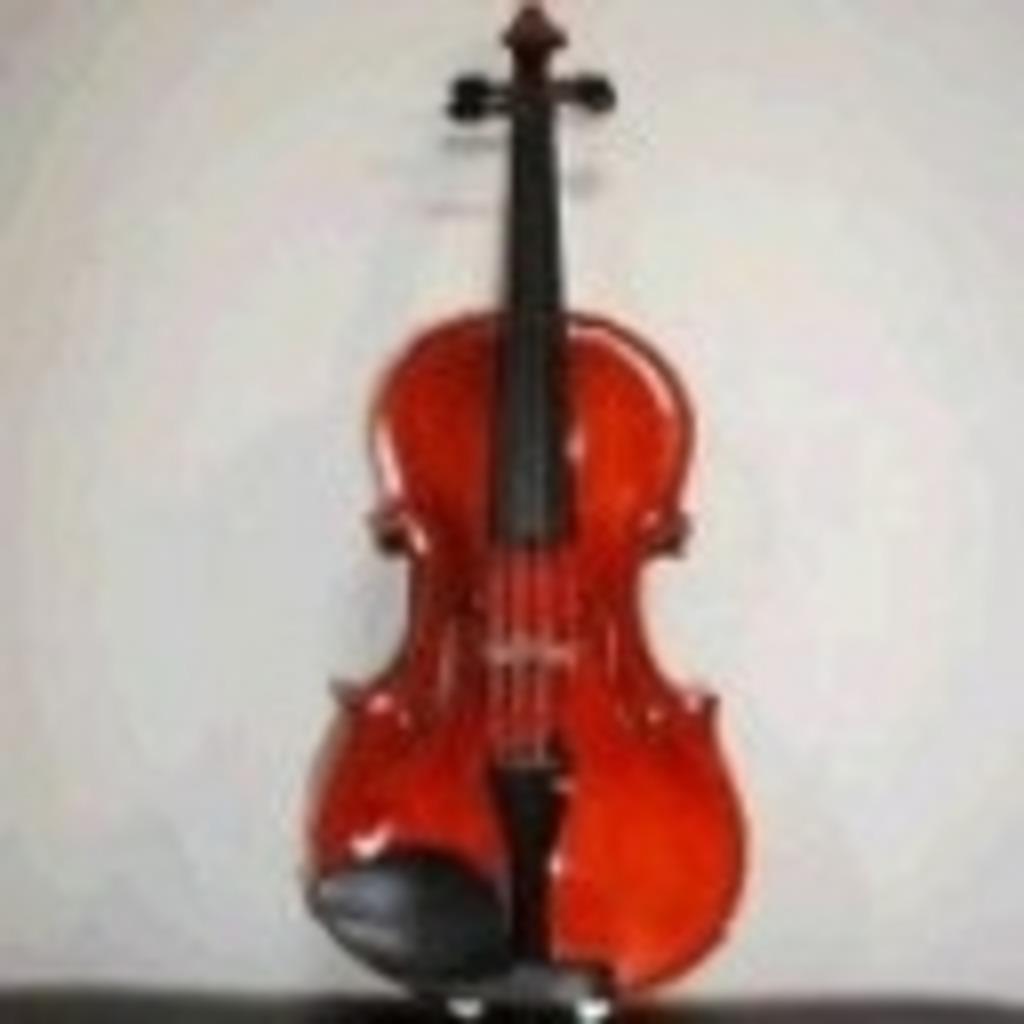 くれもなのへたっぴバイオリン練習室