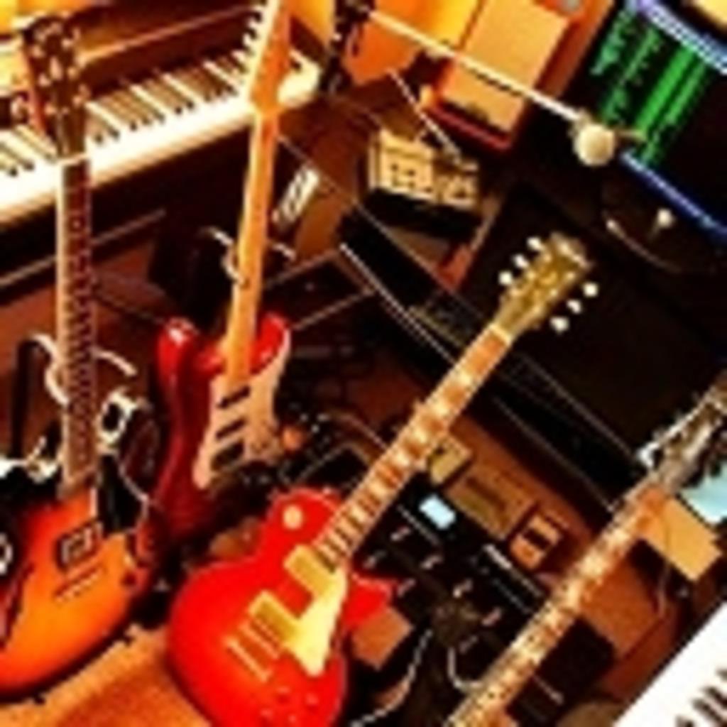 弾ける曲たち@なおにい