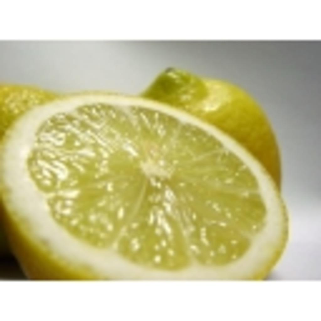 Accent Man<レモン汁>