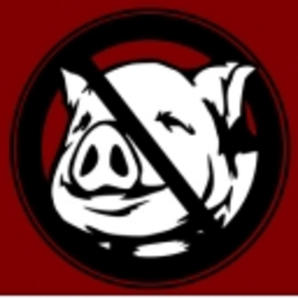 no-more! NEVER BUY A PIG IN A PORK