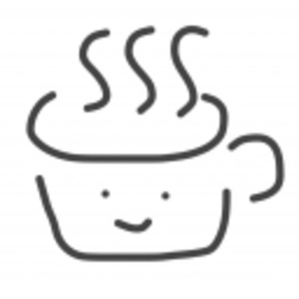 いつもあなたのとなりに、お菓子とコーヒー(・v・)