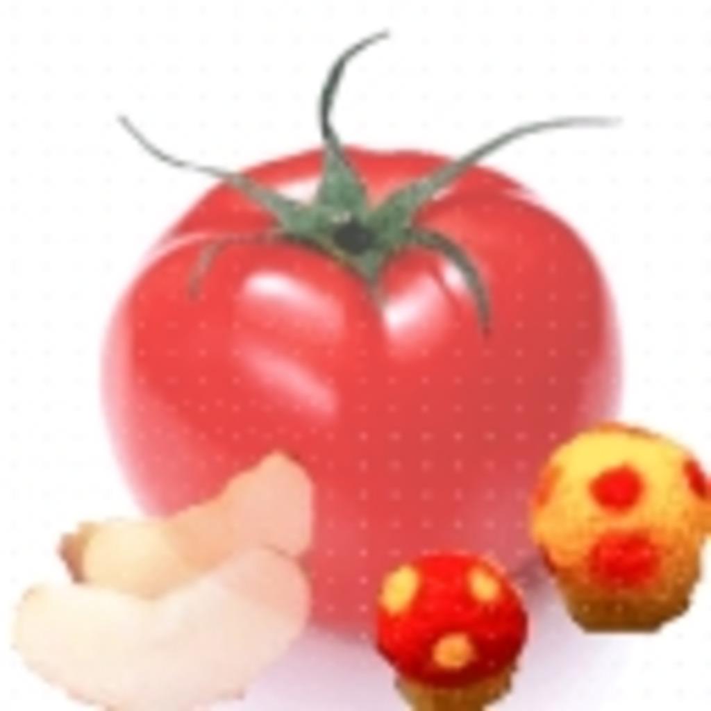 *きのことトマトのクリームパスタ*隠し味はりんご
