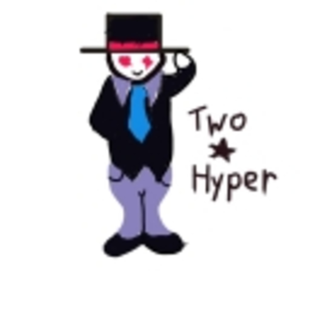 Two★Hyperのコミュ☆