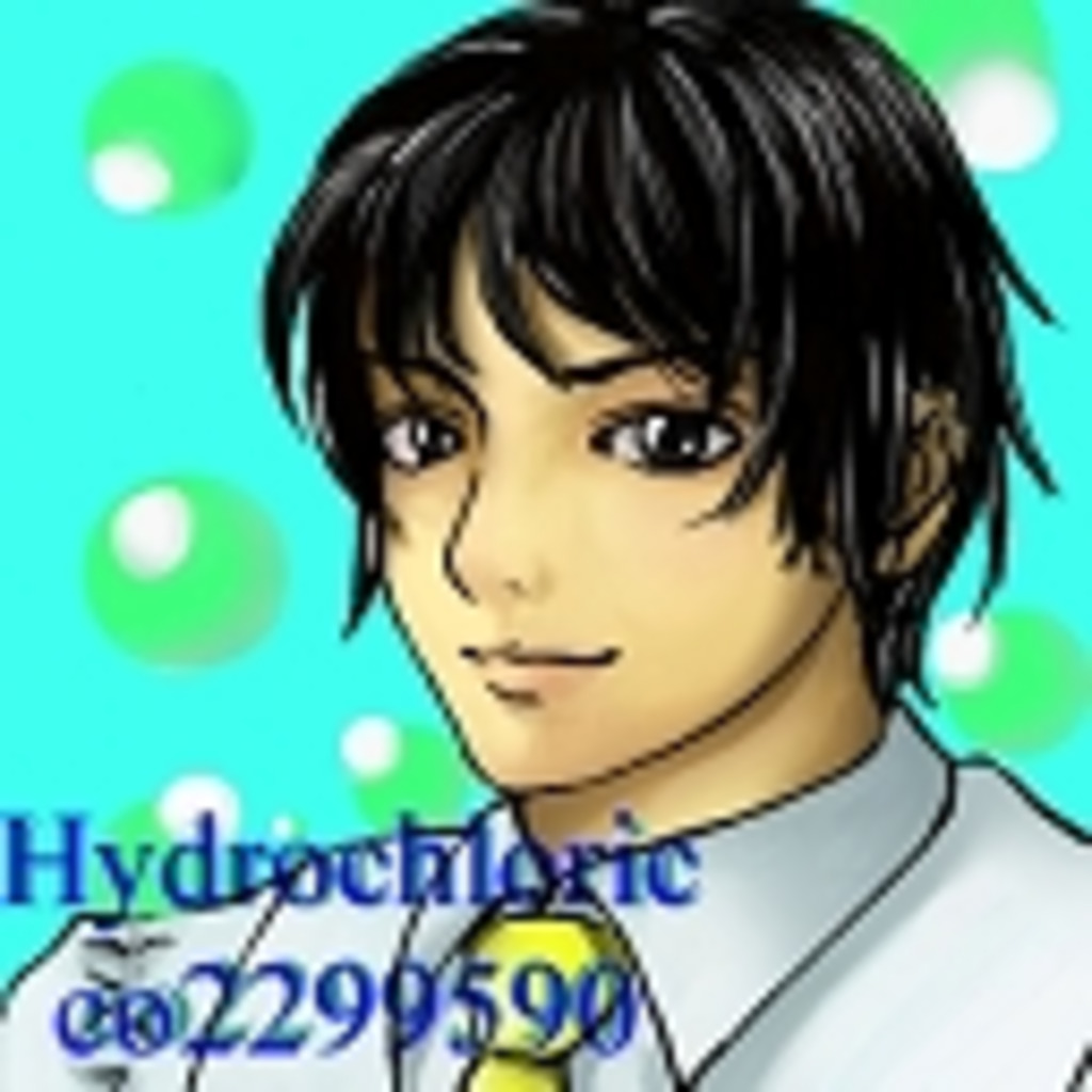 Hydrochloric's Room~We're always smiling faces!(^^)~
