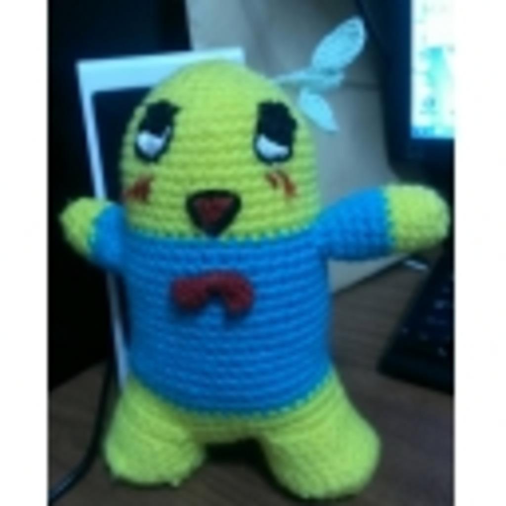 楽しく編みあみしましょう♪