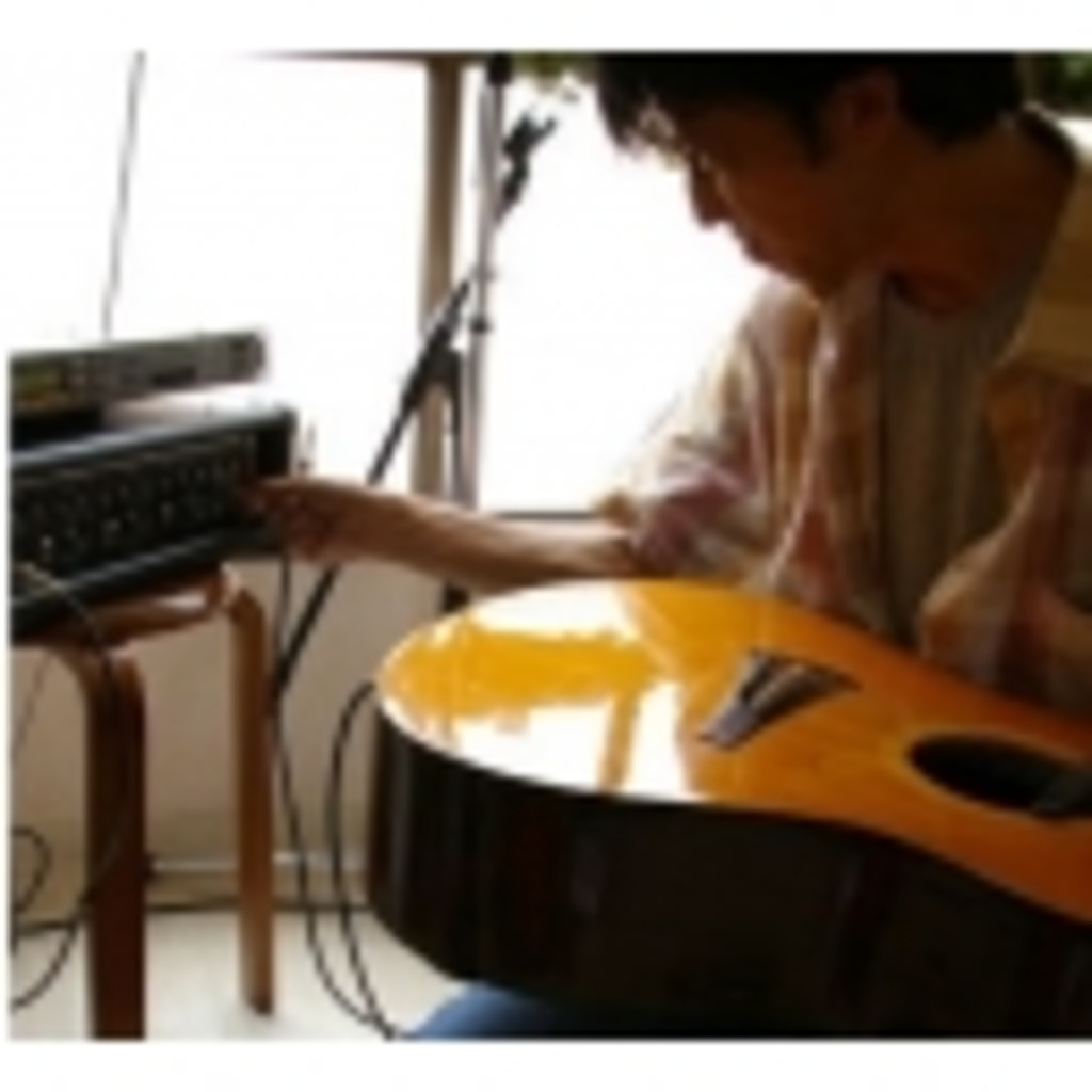 Music Bar MU ギターで雑談(-ω-)ノ