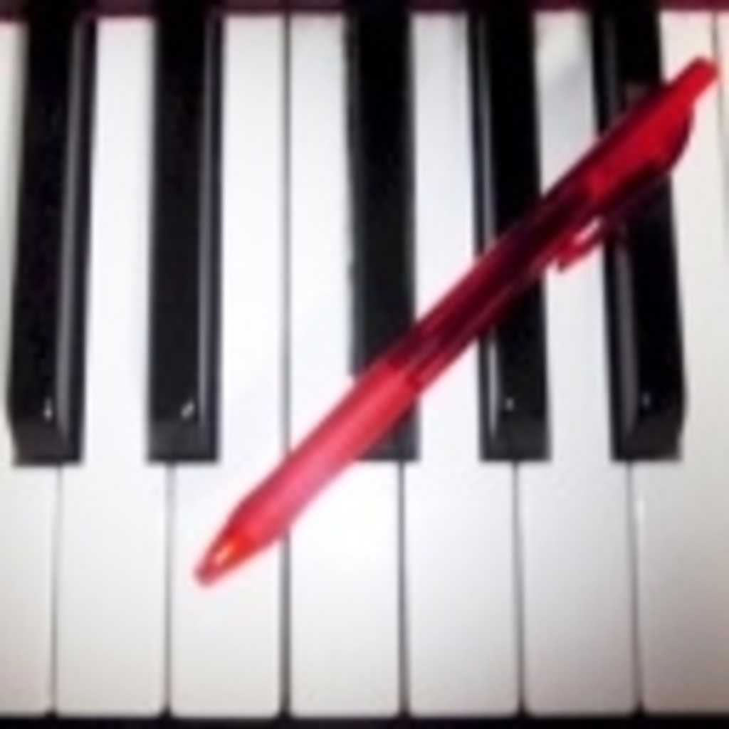 淡々とジャズピアノ