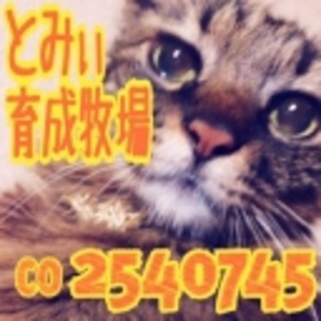 ニコニコ初心者とみぃ育成牧場