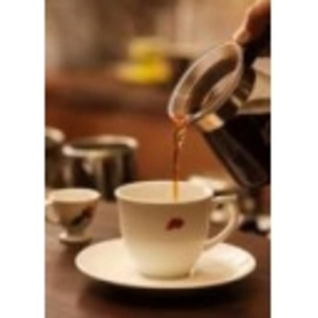 珈琲の白猫喫茶