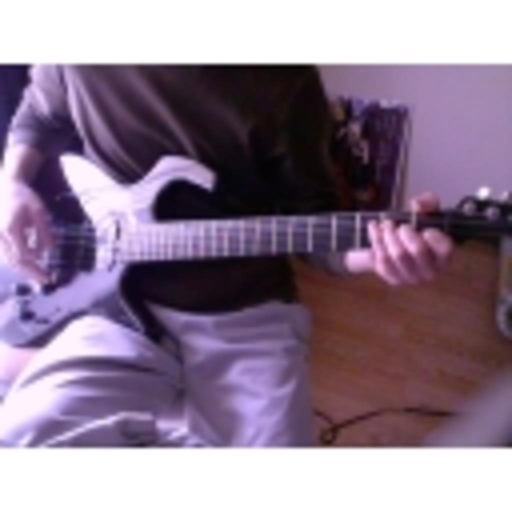 ニコ生初心者がギターを弾きます。