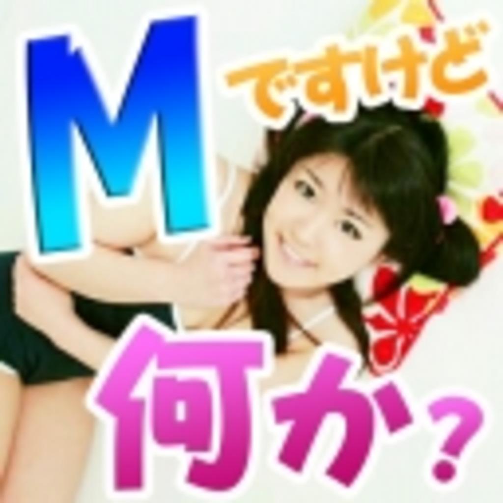 【※重要※】Mですけど何か?