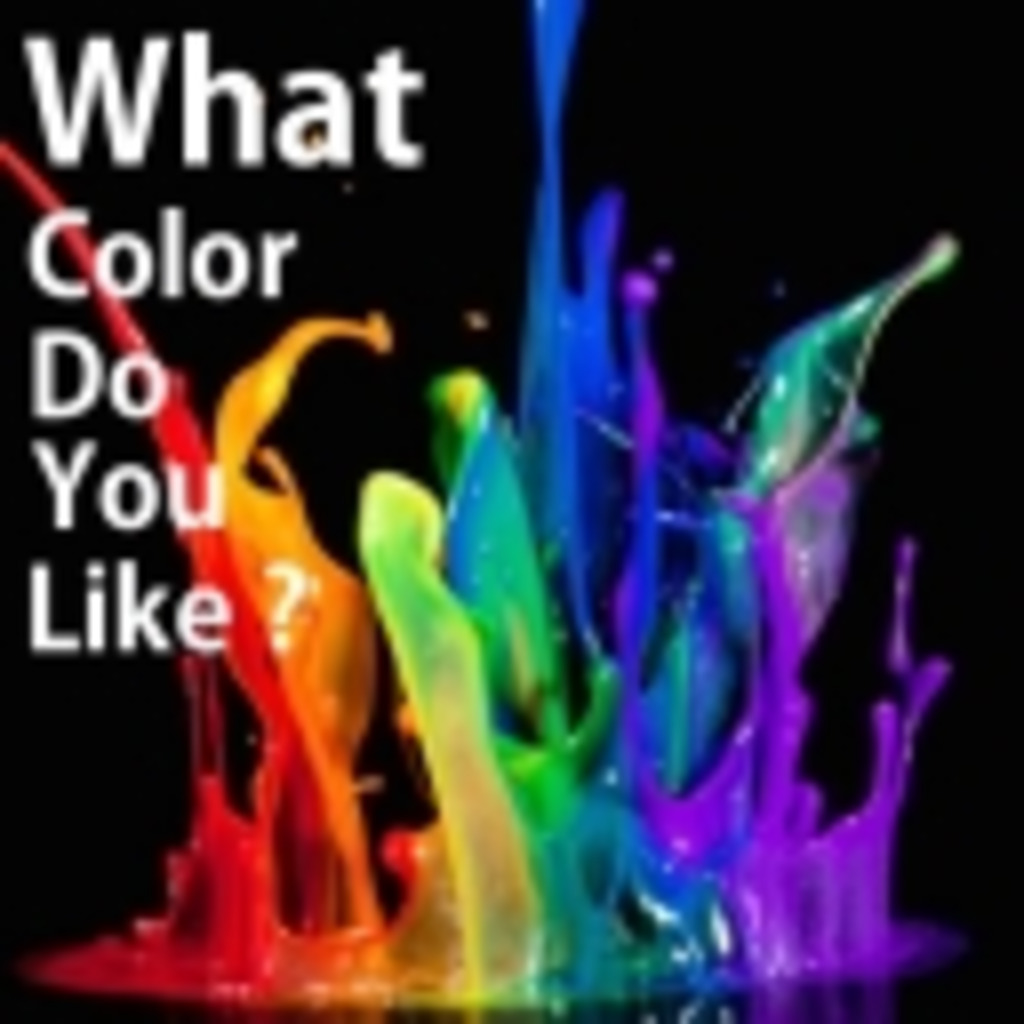 What color do you like?