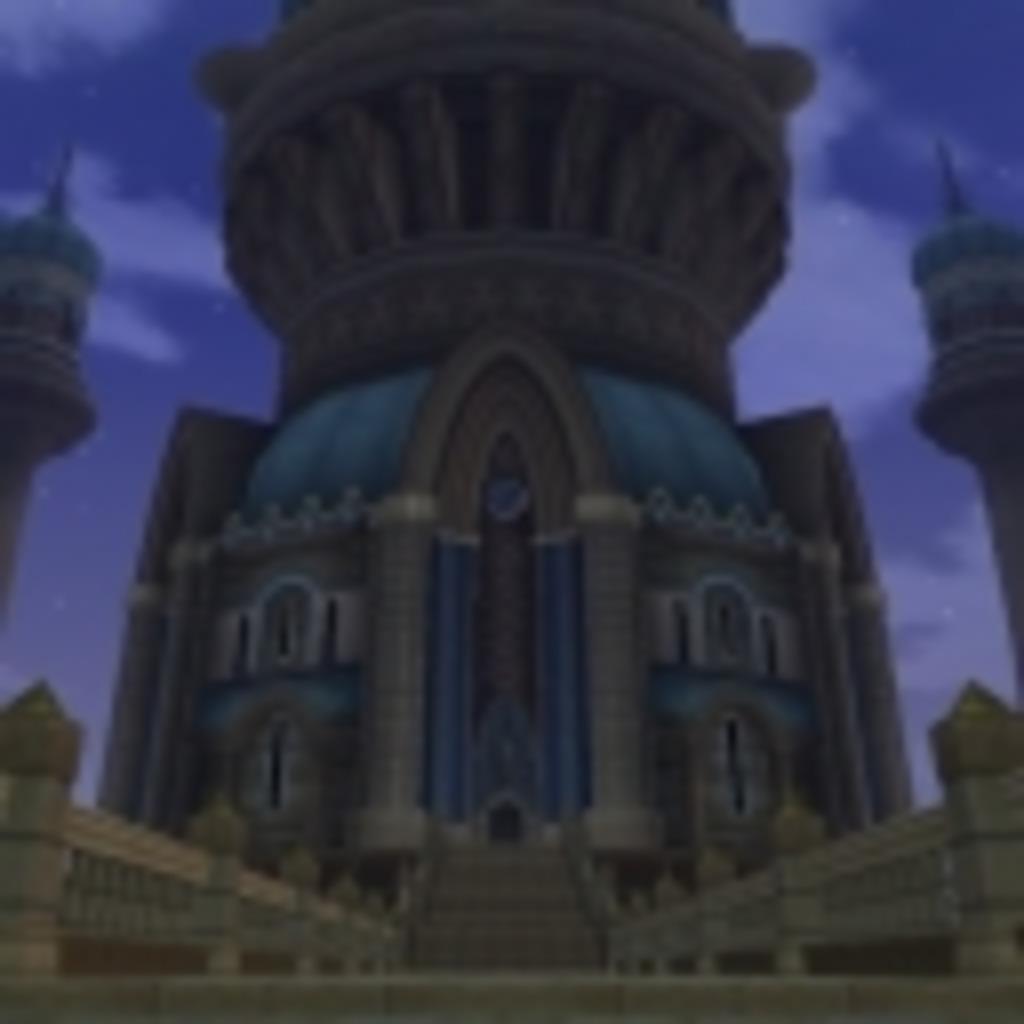 真のリンジャの塔