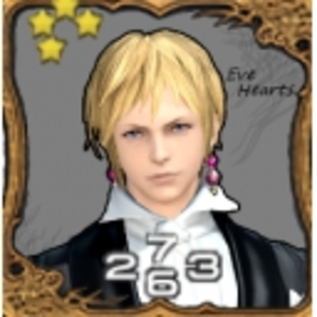 Eve Hearts雑魚配信